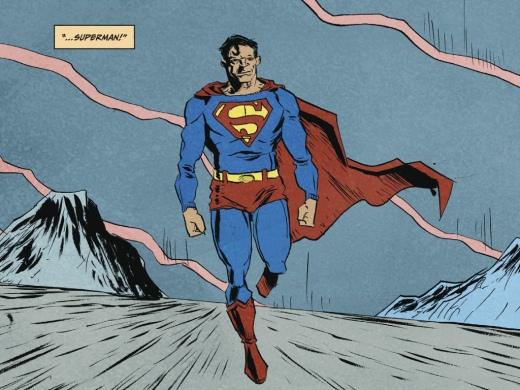 Lemire Superman 1