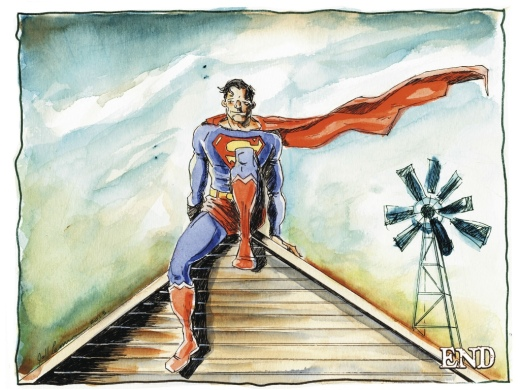 Lemire Superman 2