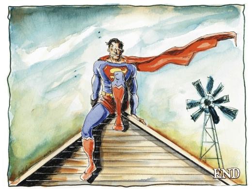 Lemire Superman 2