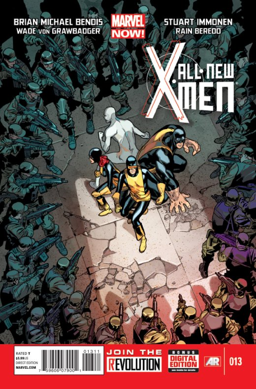 All-New X-Men 13