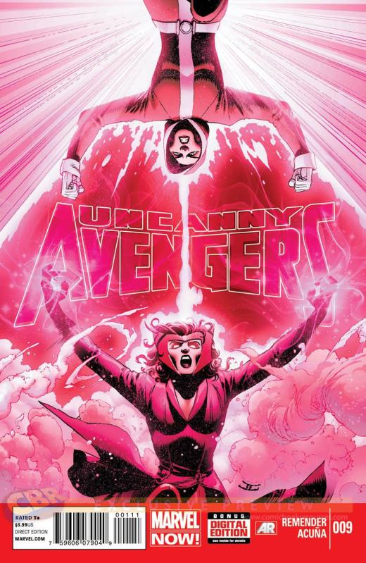 Uncanny Avengers 9
