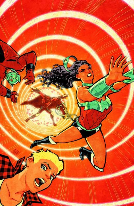 Wonder Woman 21