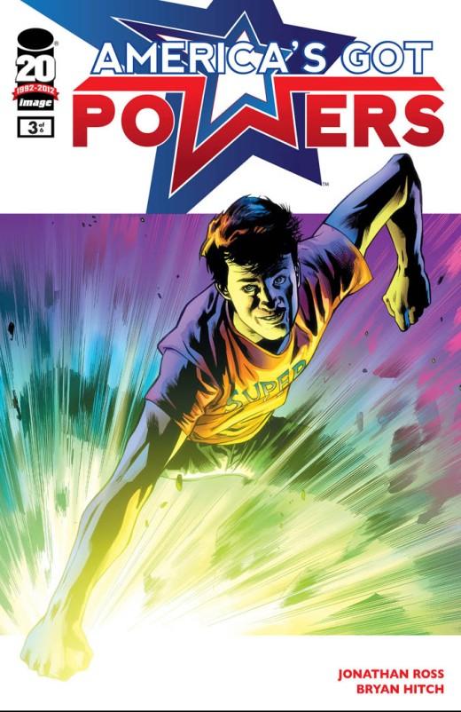 Americas Got Powers 6