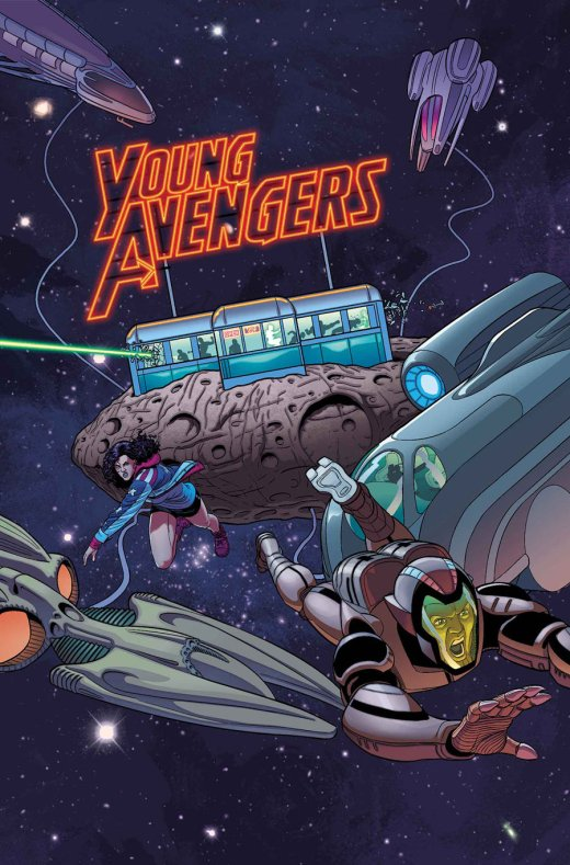 Young Avengers 7