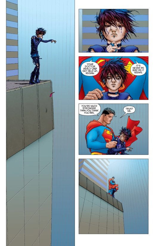 All Star Superman #10 Page 12