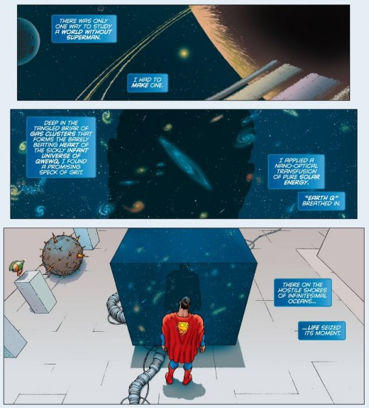 All Star Superman Universe