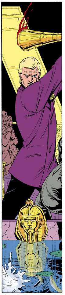 Watchmen #5 Ozymandias