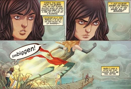 Ms Marvel Quote