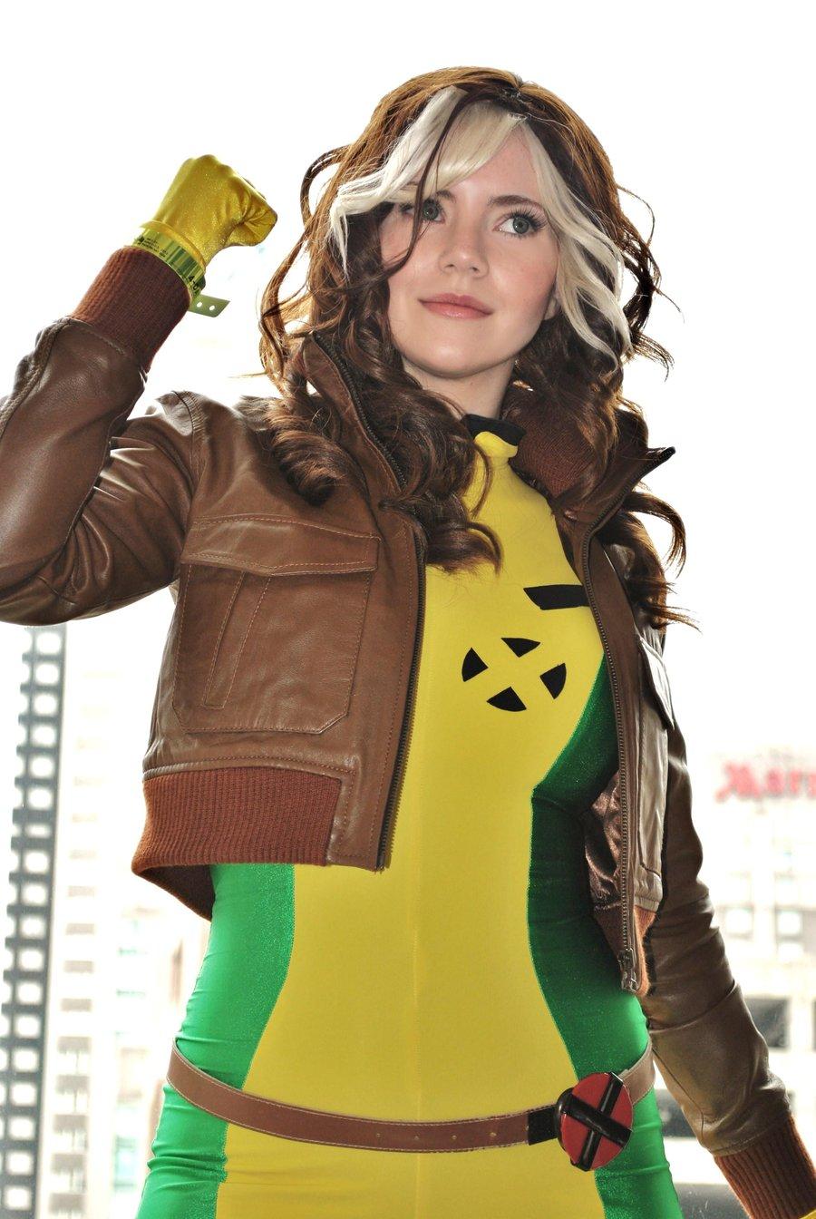 men Rogue cosplay x