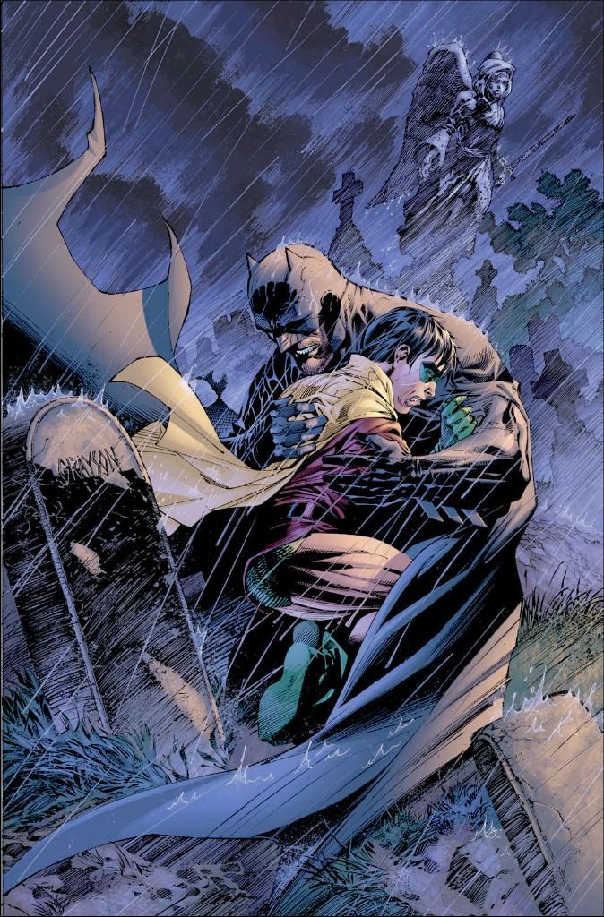 12Th Level Intellect Batman 407 Happy Endings  Magnett -6201