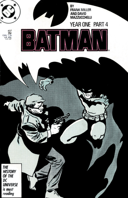 Batman 407 - Cover