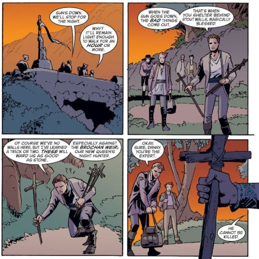 Fables 140 - Middle