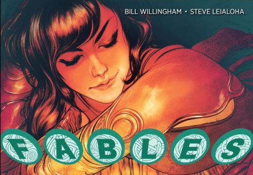 Fables 140 - Top