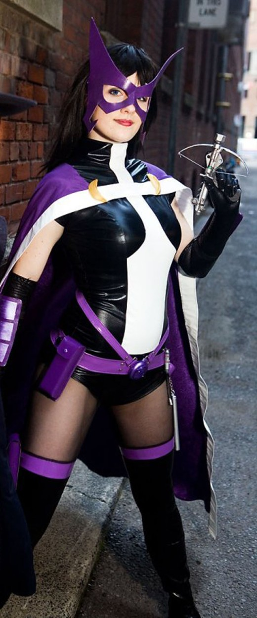 Huntress Cosplay