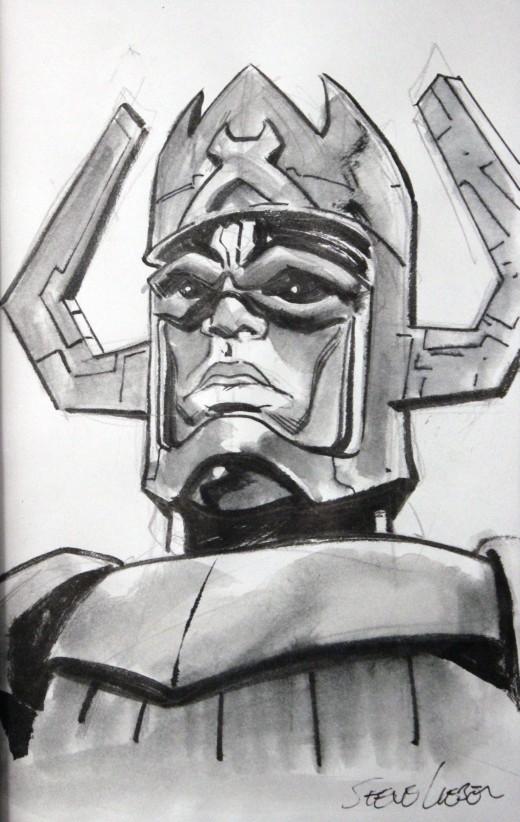 Copy of Steve Leiber - Galactus