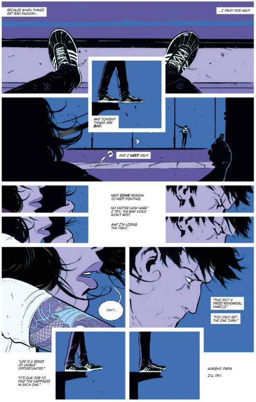 Deadly Class #1 - pg 10