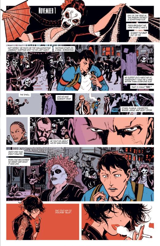 Deadly Class #1 - pg 11