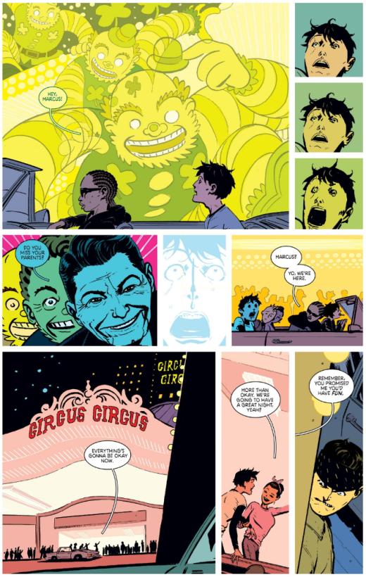 Deadly Class #4 - pg 22
