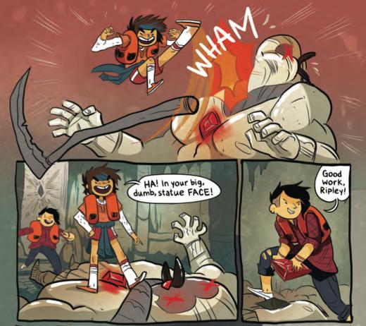 Lumberjanes 3 - Page 13