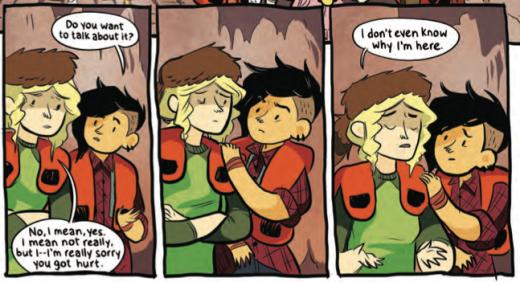 Lumberjanes 3 - Page 20