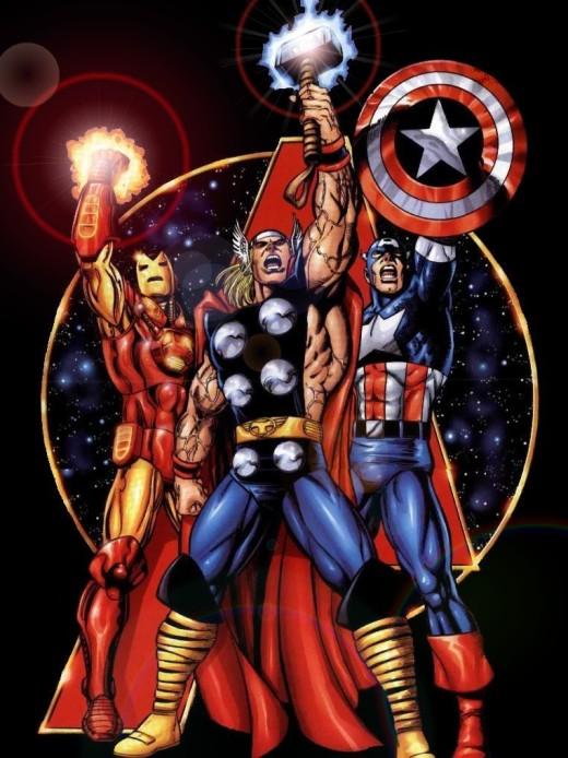 Perez - Avengers