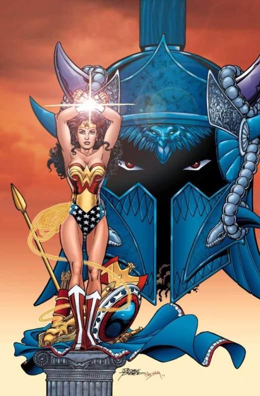 Perez- Wonder Woman