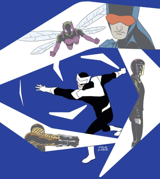 Superior Foes of Spider-Man - Cover to #5