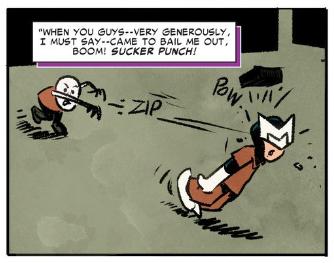 Superior Foes of Spider-Man - Krazy Kat