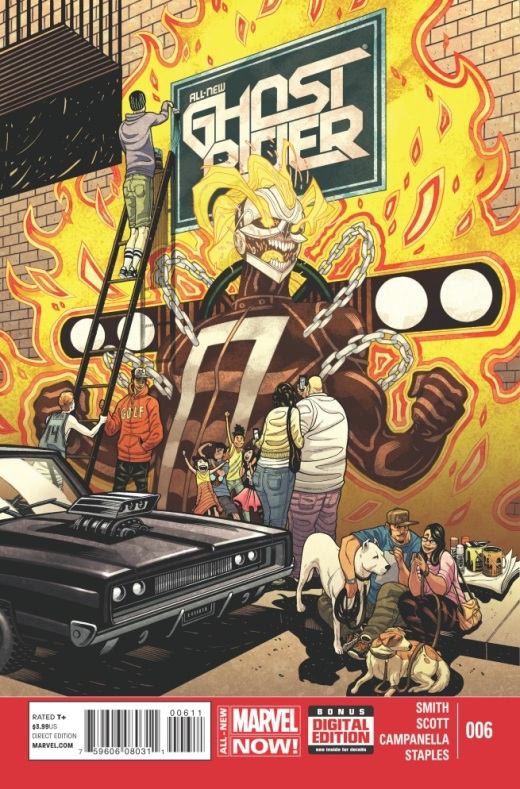 All-New Ghost Rider 6