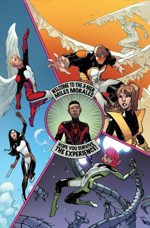All-New X-Men 32 - Cover
