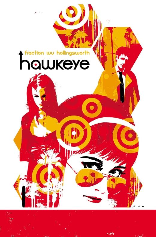 Hawkeye 20 Cover
