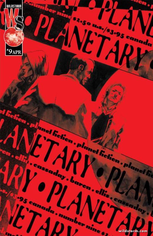 Planetary 9 - 1