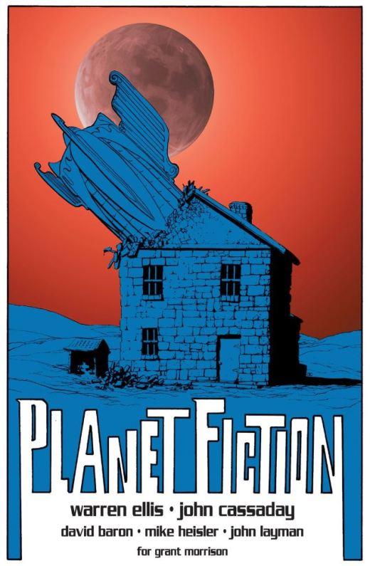 Planetary 9 - 2