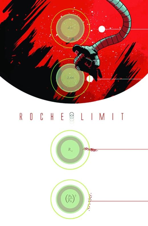 Roche Limit 1 - Cover