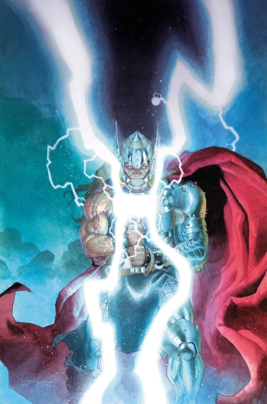 Thor God of Thunder 25 - Cover
