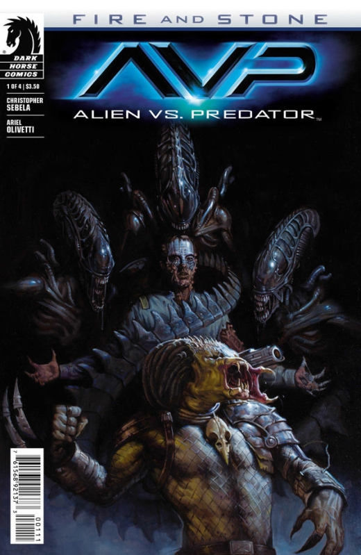 AVP Fire and Stone 1 - Cover