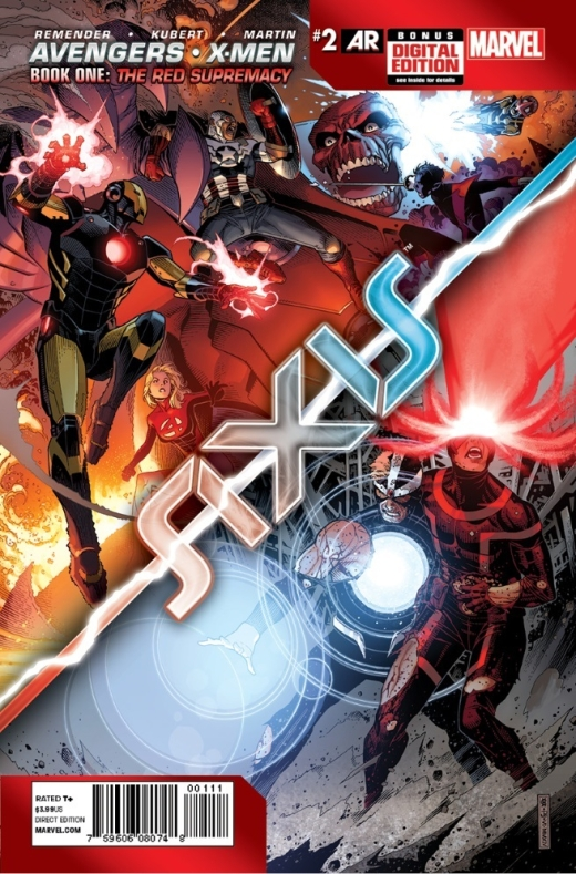 Axis 2 - Cover