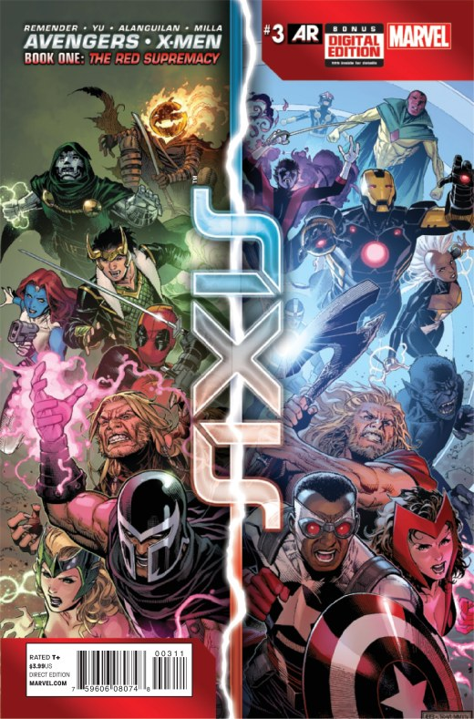 Axis 3 - Cover - Marvel