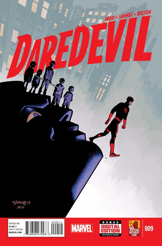 Daredevil 9 - Cover