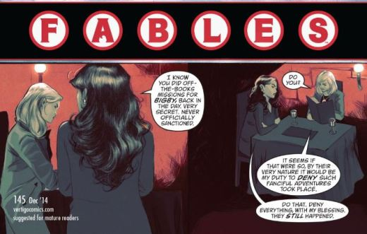 Fables 145 - 1