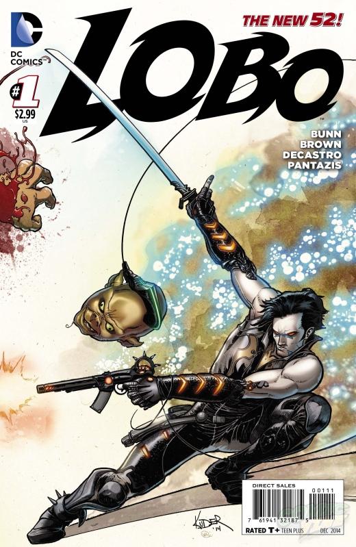 Lobo 1 - Cover
