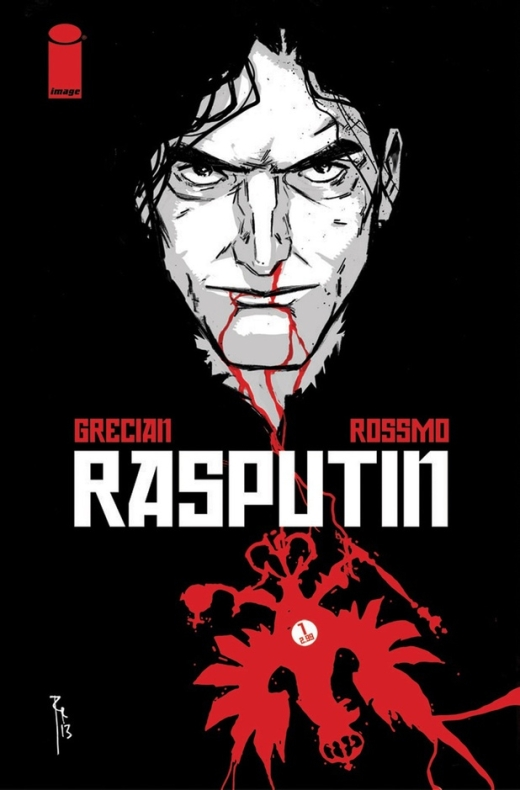 Rasputin 1 - Cover