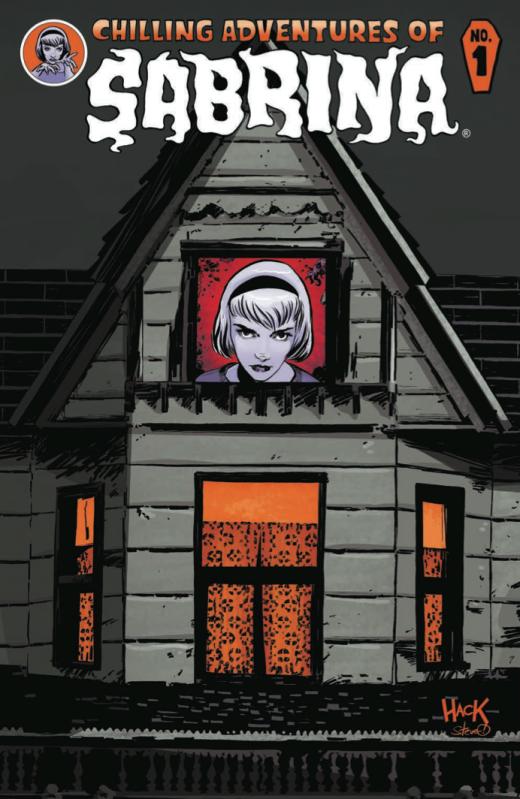 Sabrina 1 - Cover