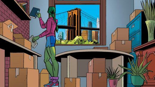 She-Hulk Goodbye