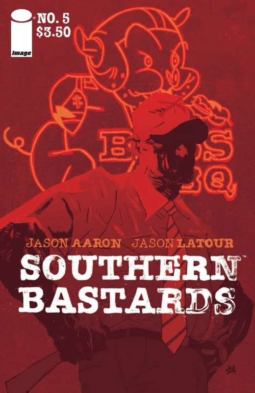 Southern Bastards 5 - Cover