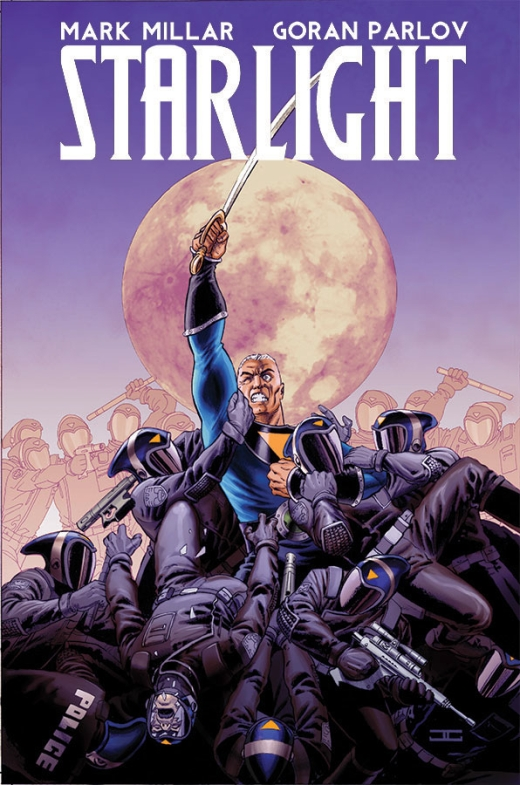 Starlight 6 - Cover