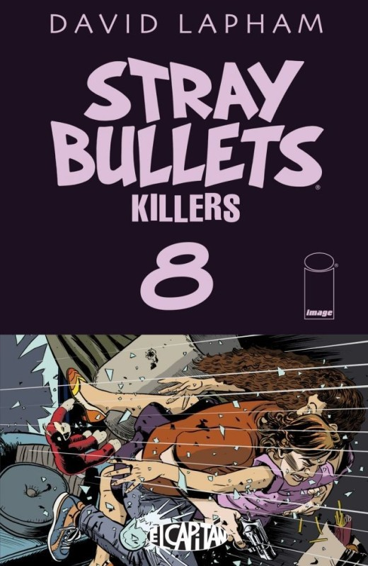 Stray Bullets - Killers - Cover
