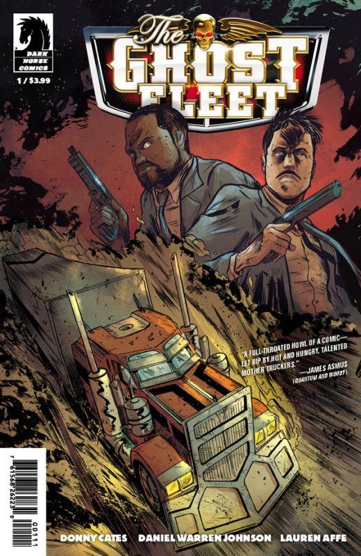 1 - Ghost Fleet - Cover