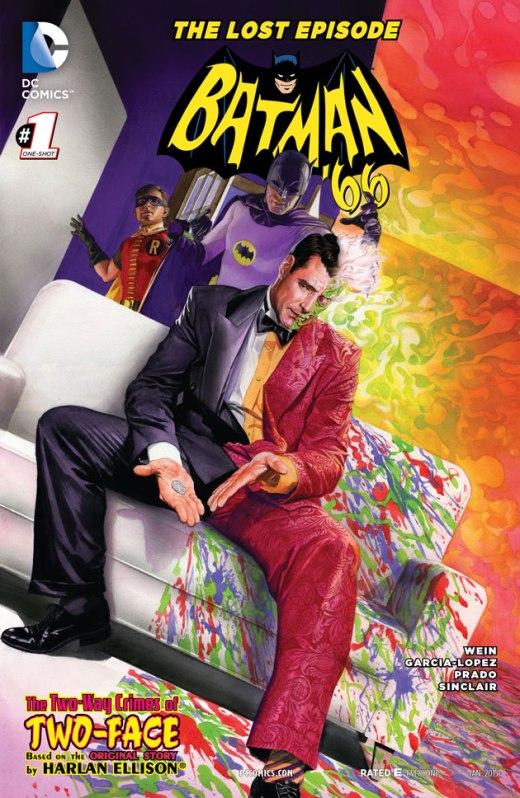 Batman 66 The Lost Episode