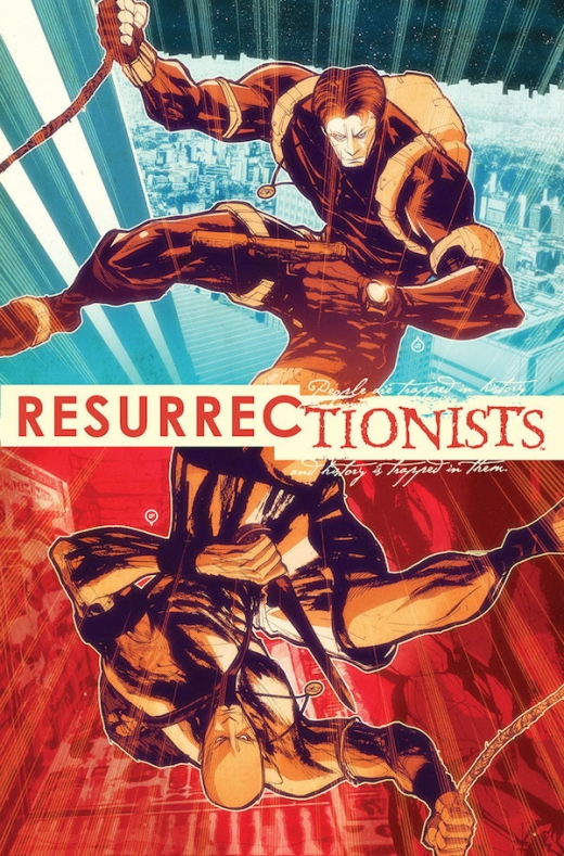 Resurrectionists - Cover